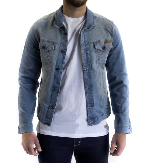 Campera de Jean Roncha Go North