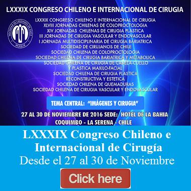 Congreso Chileno e Internacional de Cirugia