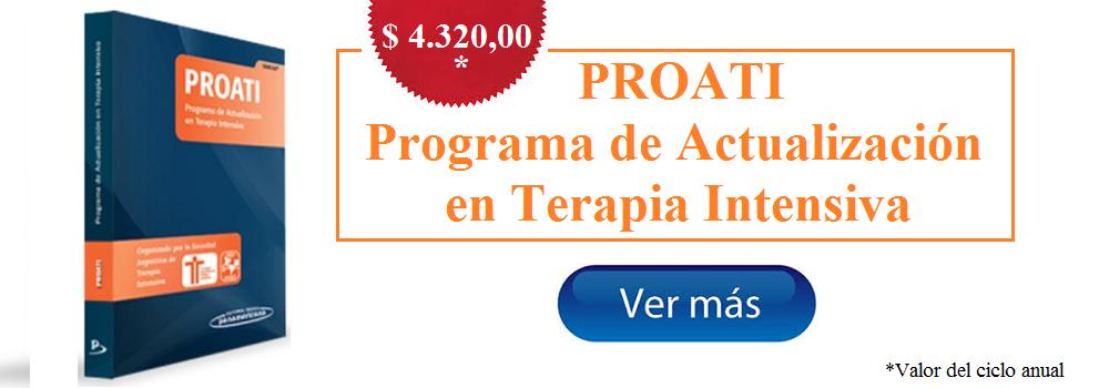 PROATI Programa de Actualización en Terapia Intensiva