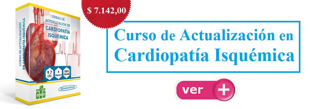 Curso de Actualización en Cardiopatía Isquémica
