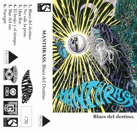 Manthrass - Blues del Destino - comprar online