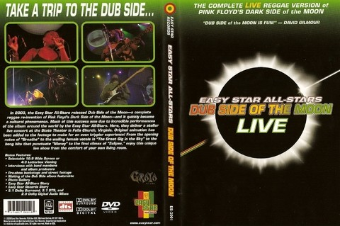 Easy Stars All-Stars - Dub Side of The Moon Live
