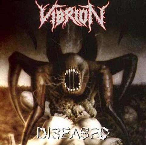 Vibrion - Diseased