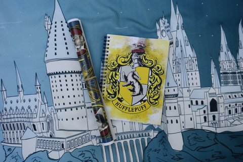 Set Magical - HUFFLEPUFF