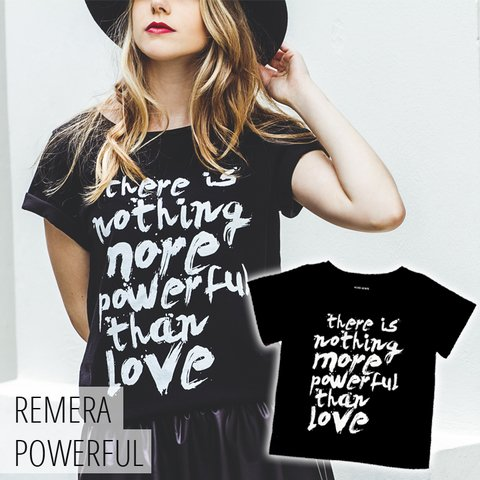 Remera Powerful