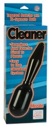 Cleaner Missile Tapered Douche Black - Ducha Anal