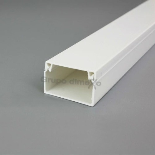 Cable canal 18x21 kalop tira 2mts autoadhesivo plastico pvc - Plastico autoadhesivo ...