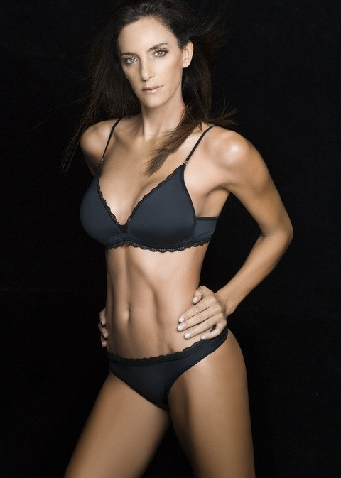 Luciana Aymar cumplió 38 años y está más sexy que nunca