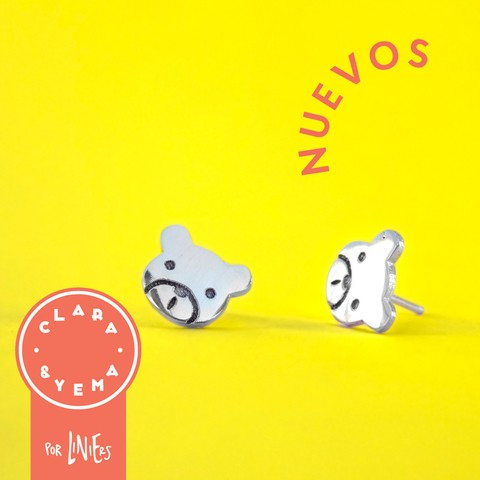 Madariaga Earrings by Liniers