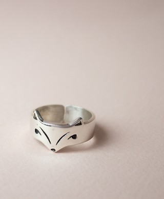 Fox Ring - Clara & Yema