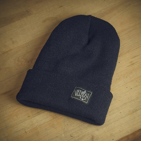 Sailor Beanie  Blue Navy