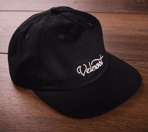 Island - Unstructured hat black en internet
