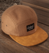 Blackbeard hat - Gold - Velmost