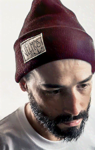 Morgan Beanie Red