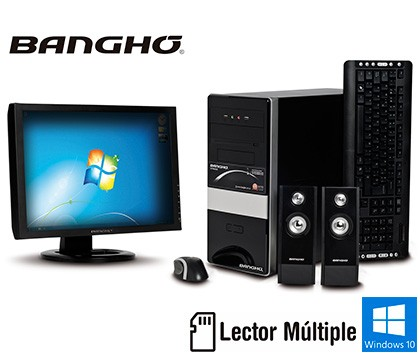 PC Bangho Cross C/MONITOR (B02-i2 SI) - comprar online