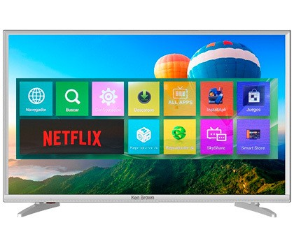 Smart LED TV Ken Brown 32