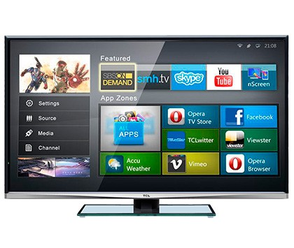 "TCL SMART TV LED 50"" Full HD (L50B2800) - comprar online"