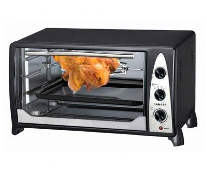HORNO ELECTRICO RANSER 50Lts (HE-RA50P)