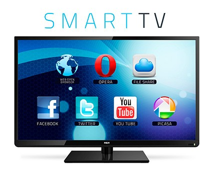 "RCA LED SMART TV 32"" HD  (L32T20SMART) - comprar online"