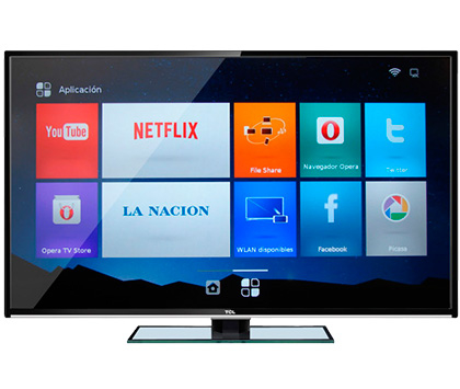 "TCL SMART LED TV 32"" (L32D2730A) - comprar online"