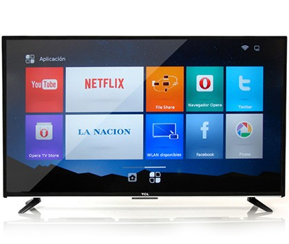 TCL LED 40″ Full HD Smart TV (L40D2730A) - comprar online
