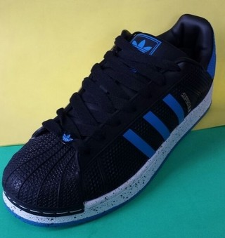 adidas superstar 4d negras