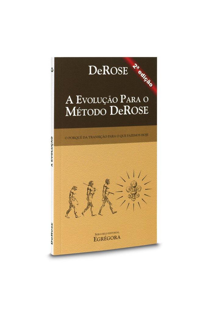 A Evolução para o Método DeRose - 2ª edição ( CD )