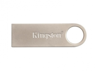 Mini pen Drive DTSE9 - 16GB Metálico KINGSTON