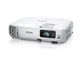 Proyector Epson POWER LITE Home Cinema 730HD