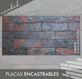 Cantera san luis - Placas imitacion piedra ...