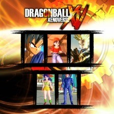 Dragon Ball Xenoverse DLC  PACK [PS3 Digital]