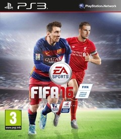 FIFA 16 [PS3 Digital]