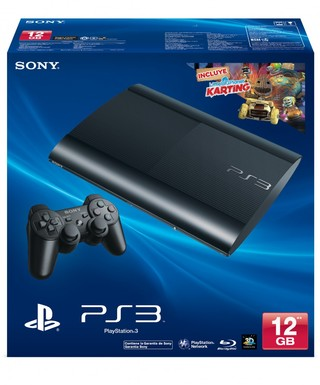 Playstation 3 UltraSlim 12GB