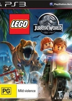 LEGO: Jurassic World [PS3 Digital]
