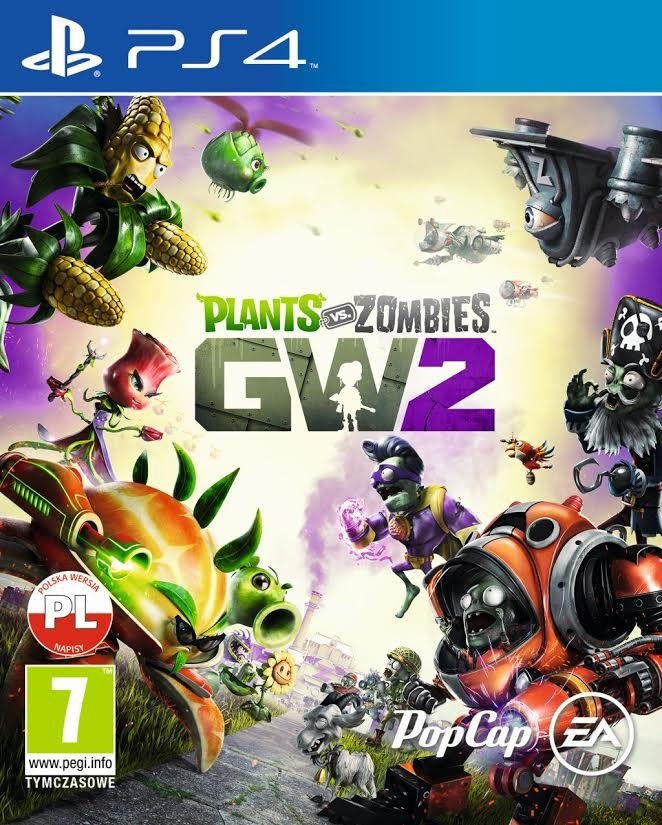 Plantas Vs. Zombies: Garden Warfare 2 [PS4 Digital]