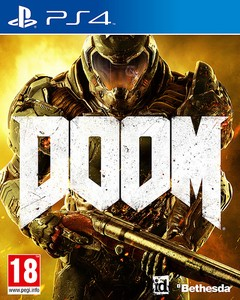 Doom [PS4 Digital]