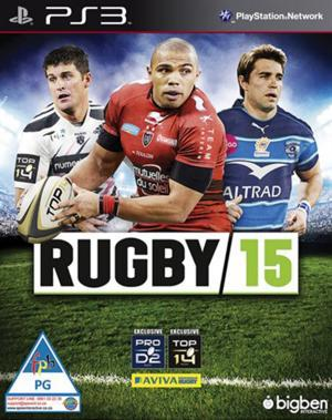 Rugby 15 [PS3 Digital]