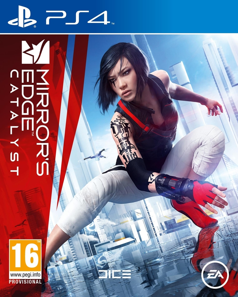 Mirrors Edge Catalyst [PS4 Digital]