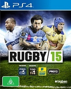 Rugby 15 [PS4 Digital]