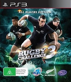Rugby Challenge 3 [PS3 Digital]