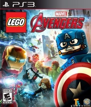 LEGO: Marvel's Avengers [PS3 Digital]