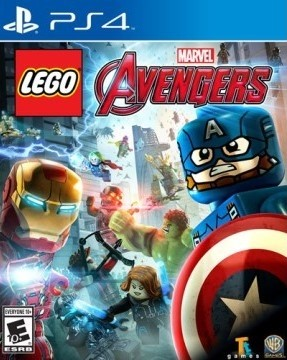 LEGO: Marvel's Avengers [PS4 Digital]