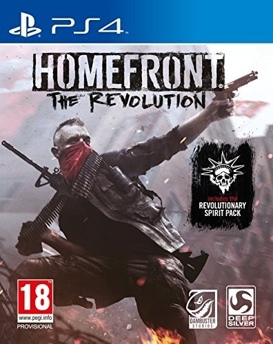Homefront: The Revolution [PS4 Digital]