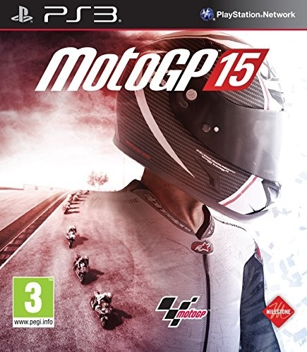 Moto GP 15 [PS3 Digital]