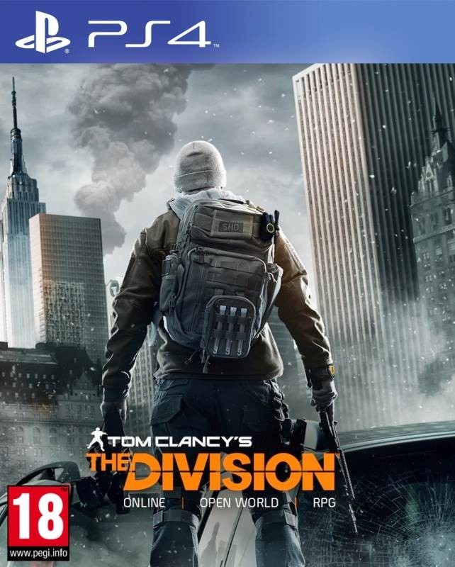 Tom Clancys The Division [PS4 Digital]