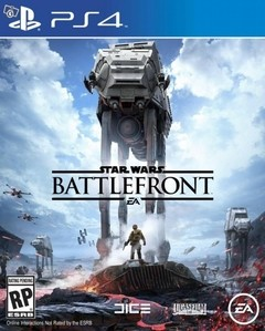 Star Wars Battlefront [PS4 Digital]
