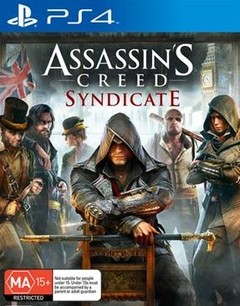Assassin's Creed Syndicate [PS4 Digital]