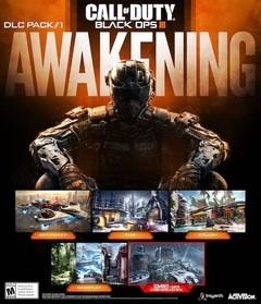 Call of Duty Black Ops III DLC Pack #1 Awakening [PS3 Digital]