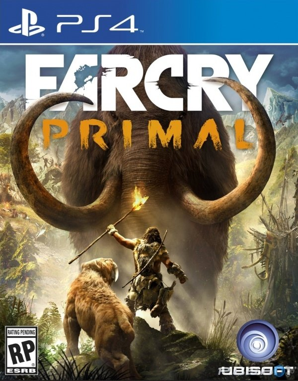 Far Cry Primal [PS4 Digital]