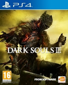 Dark Souls III [PS4 Digital]